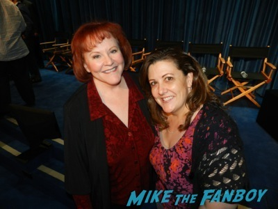 edie mcclurg fan photo selfie WKRP In Cincinatti paley center reunion Loni anderson 47