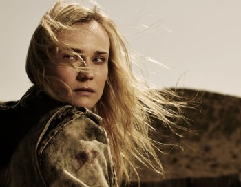 THE BRIDGE (Series Premiere, Wednesday, July 10, 10:00 pm e/p) -- Pictured: Diane Kruger as Sonya Cross -- CR: Frank Ockenfels/FX