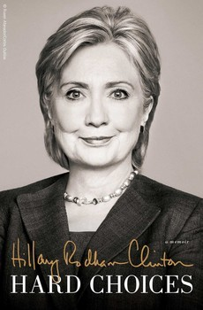 hard choices signed autograph hillary rodham clinton