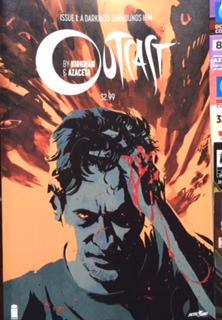 outcast comic book comic book crossover