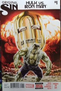 original sin  comic book comic book crossover