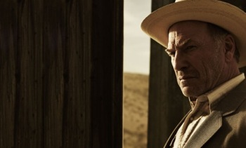 THE BRIDGE (Series Premiere, Wednesday, July 10, 10:00 pm e/p) -- Pictured: Ted Levine as Lt. Hank Wade -- CR: Frank Ockenfels/FX