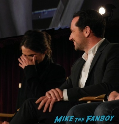 the Americans TV Academy q and a matthew rhys keri russell    1
