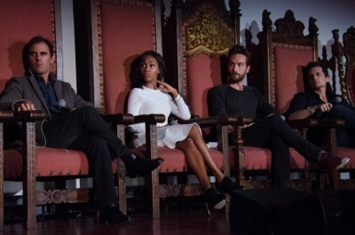 """FOX's """"Sleepy Hollow"""" Los Angeles Special Screening And Q&A at Hollywood Forever"""
