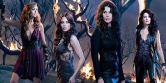 the witches of east end season 1 cast photo rare