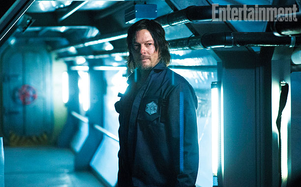 Air Norman Reedus