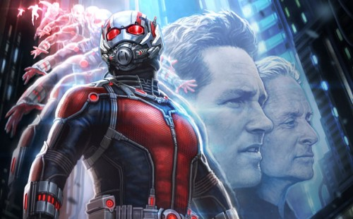 Ant Man Comic Con Poster