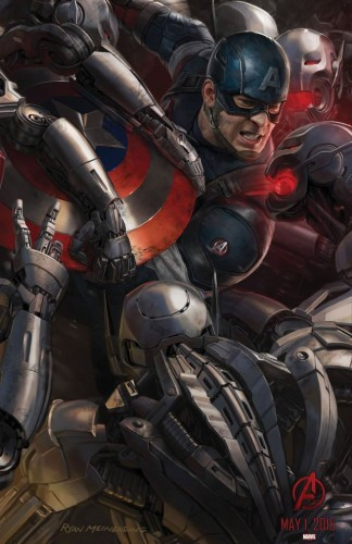 Avengers Captain America