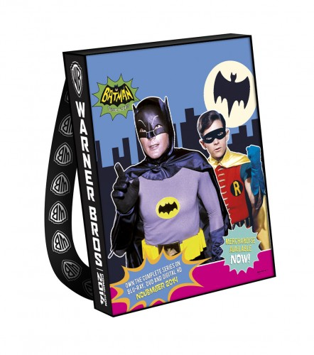 BATMAN CLASSIC TV SERIES Comic-Con 2014 Bag