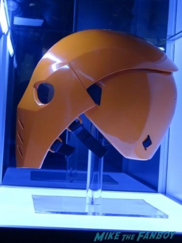 Deathstroke's mask from Arrow