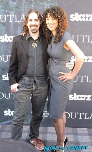 Bear McCreary (Composer) and Raya Yarbrough (Performer)