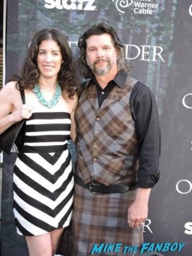 Maril Davis (Executive Producer) and Ron D. Moore (Writer/Executive Producer)