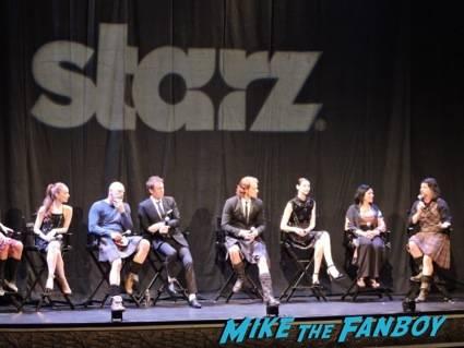 The Cast and Creators Q&A