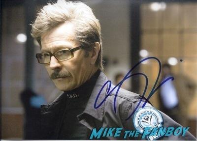 gary oldman signed autograph rare promo