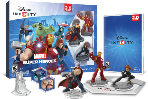 Marvel Disney Infinity Super Heroes