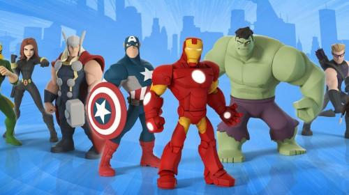 Marvel Disney Infinity Super Heroes