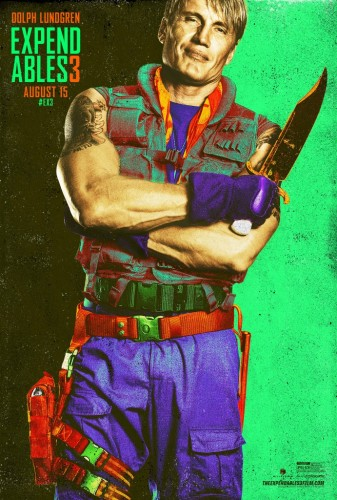 Expendables 3 Warhol