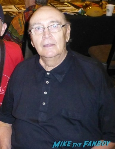Peter Robbins Tommy Kirk fan photo signing autographs hollywood show now 2014   5