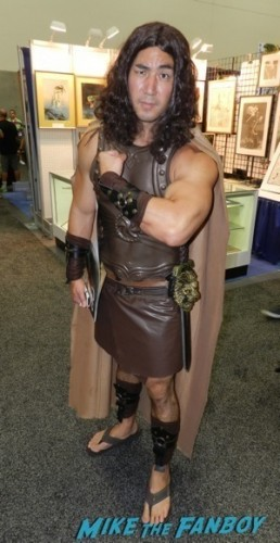 SDCC San diego comic con 2014 cosplay nightmare before christmas hercules 1