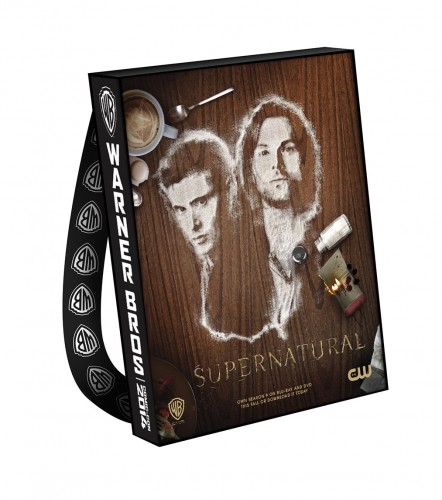 SUPERNATURAL Comic-Con 2014 Bag