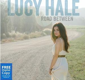 lucy hale road between logo