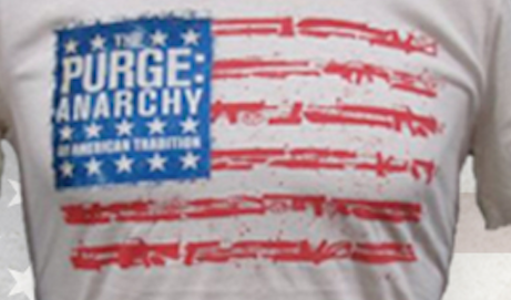 purge: Anarchy prize pack