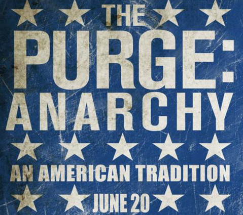 the purge anarchy logo rare