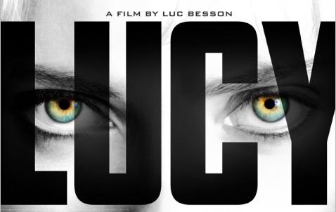 lucy movie logo rare promo
