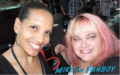 Shari Headley now 2014 fan photo encounter coming to america 1