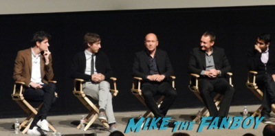 Silicon Valley Q and A Emmy Panel mike judge Silicon Valley Q And A! Mike Judge! Thomas Middleditch! Martin Starr! Josh Brener! Zach Woods! And More!   2