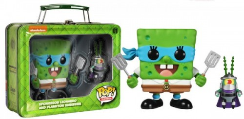 Sponge-Bob-Square-Pants-Leonardo-and-Plankton-Shredder-Funko-SDCC-2014-Exclusive-600x294
