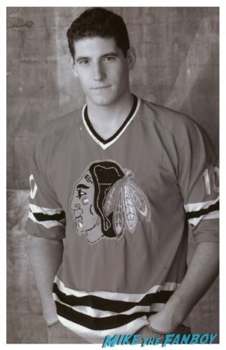 mike the fanboy hockey jersey photo