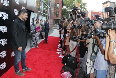 """TWENTIETH CENTURY FOX Presents a Special Screening of """"DAWN OF THE PLANET OF THE APES"""""""