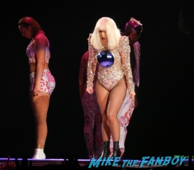 lady gaga live in concert Artpop artrave tour staple center los angeles   1