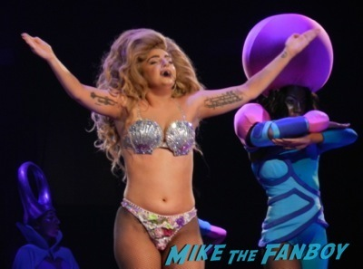 lady gaga live in concert Artpop artrave tour staple center los angeles   16