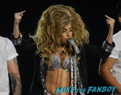 lady gaga live in concert Artpop artrave tour staple center los angeles   25