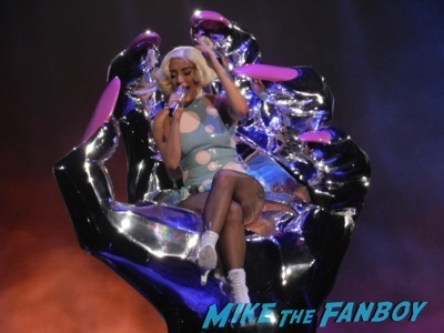 lady gaga live in concert Artpop artrave tour staple center los angeles   41