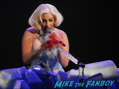lady gaga live in concert Artpop artrave tour staple center los angeles   49