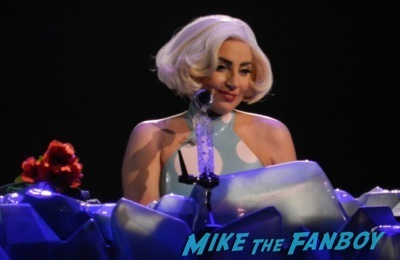 lady gaga live in concert Artpop artrave tour staple center los angeles   50