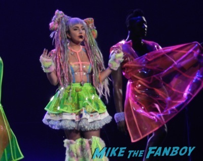 lady gaga live in concert Artpop artrave tour staple center los angeles   62