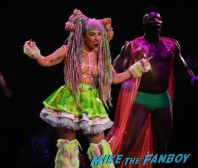 lady gaga live in concert Artpop artrave tour staple center los angeles   63