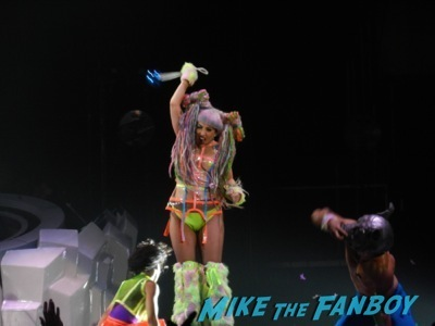 lady gaga live in concert Artpop artrave tour staple center los angeles   70