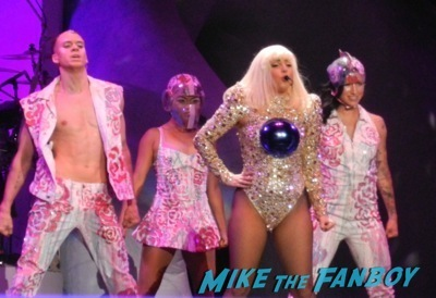 lady gaga live in concert Artpop artrave tour staple center los angeles   8