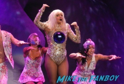 lady gaga live in concert Artpop artrave tour staple center los angeles   9