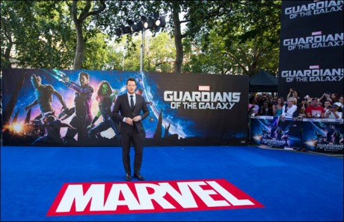 Guardians Of The Galaxy London Premiere! With Chris Pratt! Zoe Saldana! Dave Bautista! Vin Diesel! And More!