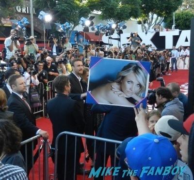 Cameron Diaz and Jason Segel sex tape movie premiere red carpet disaster cameron diaz    28