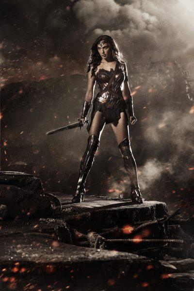 Wonder Woman Comic Con Superman Batman Dawn of Justice