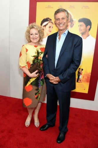 "The World Premiere Of Dreamworks Pictures' ""The Hundred-Foot Journey,"""