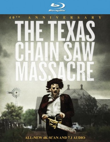 The Texas Chain Saw Massacre: 40th Anniversary Black Maria Limited Edition