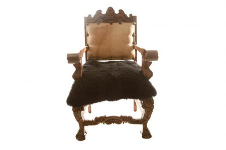eric's throne true blood prop